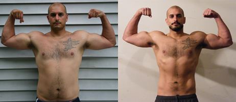 P90X Results – Brian