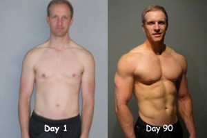 P90X Results Ted | Get Ripped At Home