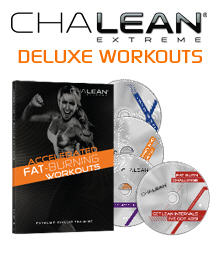 ChaLEAN Extreme Deluxe DVDs | Get Ripped At Home