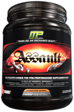 Assault by Muscle Pharm Review