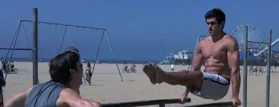 Tony Horton's Beach Workout