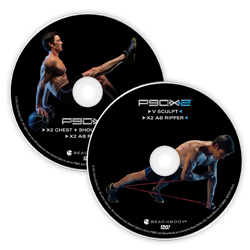 P90X2 Advanced Workouts Pre-Order