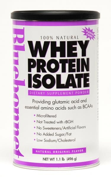 Bluebonnet Whey Protein Isolate Review