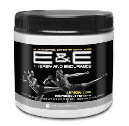 P90X Pre-Workout Supplement!