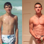 Skinny College Kid Gains 26 lbs of Muscle in 120 days – Chad's Massive P90X Results