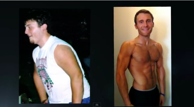 Nick's Insane P90X Results