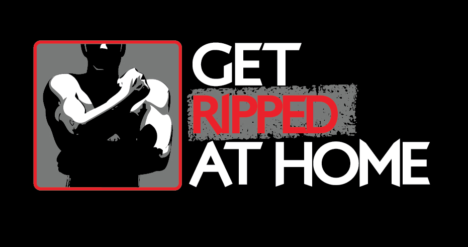 Get Ripped At Home T-Shirts + Tanks!