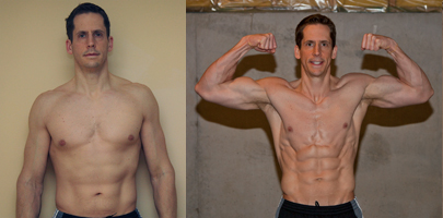Matthew Gets Shredded with P90X2!
