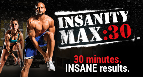 Insanity Max 30 – Shaun T's New Workout