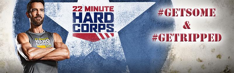 22 Min Hard Corps #GETSOME
